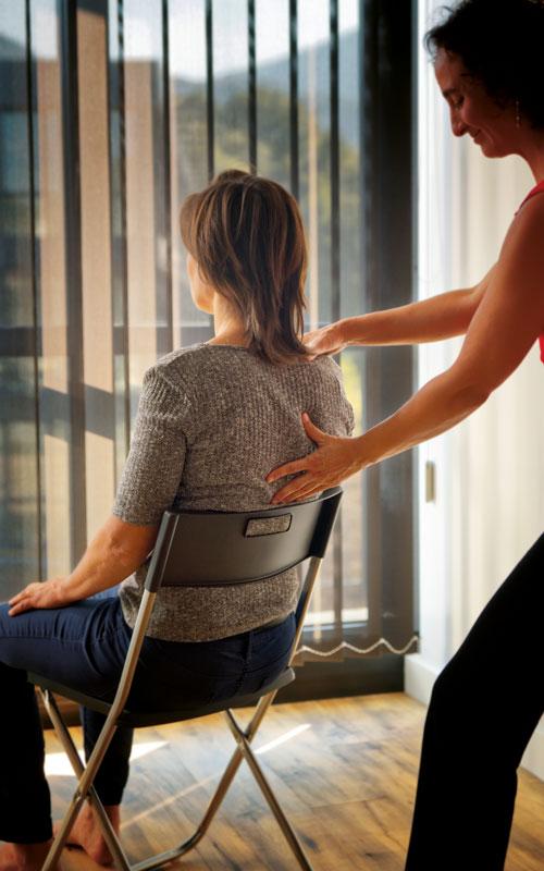 Vivance - Gestion du stress, santé et bien-être au travail - Massage et détente en entreprise